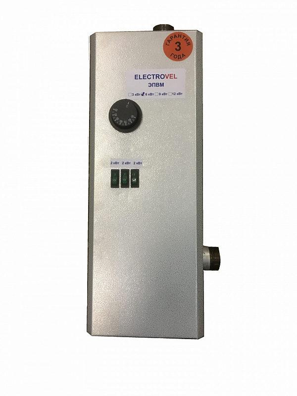 """Электрокотел """"ElectroVel"""" ЭВМП - 3 (с автом.)"""