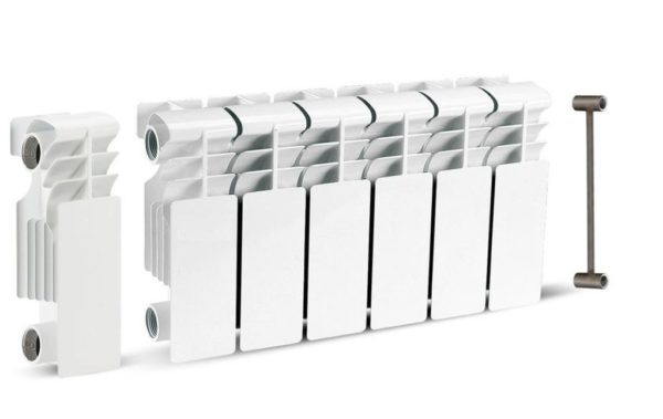 Алюминиевые радиаторы VIVAT A 200/80