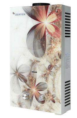 ВПГ Зертен GLASS B-20 кВт (бежевый цветок)